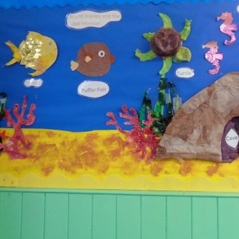 Hemingbrough Pre-School - Wall Display