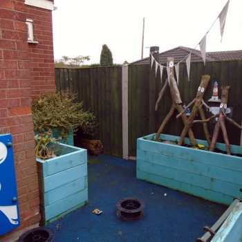 Hemingbrough Pre-School - Outside Play Area